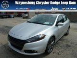 2013 Bright Silver Metallic Dodge Dart SXT #84859803