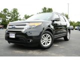 2011 Tuxedo Black Metallic Ford Explorer XLT #84859987
