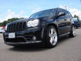 2006 Black Jeep Grand Cherokee SRT8 #84860169