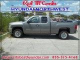 2013 Graystone Metallic Chevrolet Silverado 1500 LS Extended Cab #84859586
