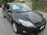 2012 Black Ford Focus SEL 5-Door #84859569