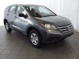 2014 Polished Metal Metallic Honda CR-V LX #84859507