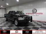 2008 Brilliant Black Crystal Pearl Dodge Ram 1500 SLT Quad Cab #84859564