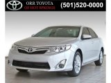 2013 Classic Silver Metallic Toyota Camry XLE #84860152