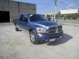 2006 Atlantic Blue Pearl Dodge Ram 1500 SLT Mega Cab #84860148