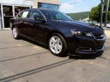 2014 Blue Ray Metallic Chevrolet Impala LS #84859556