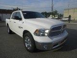 2014 Bright White Ram 1500 SLT Crew Cab 4x4 #84860141