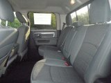 2014 Ram 1500 SLT Crew Cab 4x4 Rear Seat