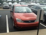 2005 Blazing Copper Metallic Ford Focus ZX3 S Coupe #84859958