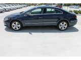 2014 Volkswagen CC Night Blue Metallic