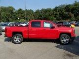 2014 Victory Red Chevrolet Silverado 1500 LT Crew Cab 4x4 #84859766