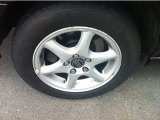 Volvo V70 1999 Wheels and Tires