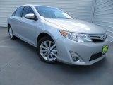 2013 Classic Silver Metallic Toyota Camry XLE #84859856
