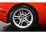BMW Z8 2002 Wheels and Tires