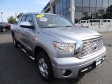 2011 Silver Sky Metallic Toyota Tundra Limited Double Cab 4x4 #84860017
