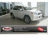 2013 Blizzard White Pearl Toyota 4Runner Limited 4x4 #84859468