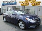 2013 Indigo Night Blue Hyundai Sonata GLS #84859460