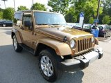 2011 Jeep Wrangler Bronze Star