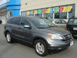 2011 Polished Metal Metallic Honda CR-V EX-L 4WD #84908345