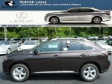 2013 Fire Agate Pearl Lexus RX 350 AWD #84907902
