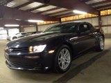 2014 Blue Ray Metallic Chevrolet Camaro LS Coupe #84907774
