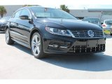 2014 Volkswagen CC Deep Black Metallic