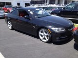 2011 Black Sapphire Metallic BMW 3 Series 335i Coupe #84908008