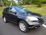 2008 Nighthawk Black Pearl Honda CR-V EX 4WD #84908316