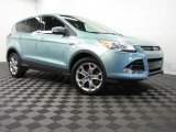 2013 Frosted Glass Metallic Ford Escape SEL 2.0L EcoBoost 4WD #84908110