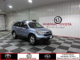 2009 Glacier Blue Metallic Honda CR-V LX #84907645