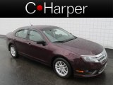 2011 Bordeaux Reserve Metallic Ford Fusion S #84908224