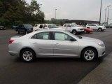2013 Silver Ice Metallic Chevrolet Malibu LS #84907870