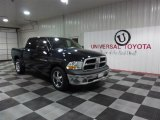 2011 Hunter Green Pearl Dodge Ram 1500 ST Crew Cab #84907639
