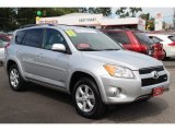 2011 Classic Silver Metallic Toyota RAV4 V6 Limited 4WD #84907860