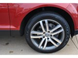 Audi Q7 2008 Wheels and Tires