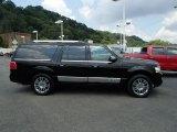 2007 Black Lincoln Navigator L Luxury 4x4 #84907733