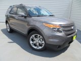 2014 Sterling Gray Ford Explorer Limited #84907966