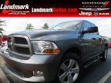 2012 Mineral Gray Metallic Dodge Ram 1500 ST Quad Cab #84907844