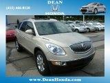 2008 Gold Mist Metallic Buick Enclave CXL AWD #84908204