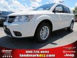 2014 White Dodge Journey SXT #84907822