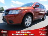 2014 Copper Pearl Dodge Journey Limited #84907819
