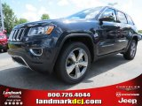 2014 Maximum Steel Metallic Jeep Grand Cherokee Limited #84907813