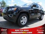 2014 Brilliant Black Crystal Pearl Jeep Grand Cherokee Laredo #84907812