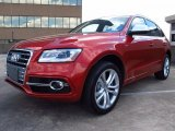 Audi SQ5 Colors