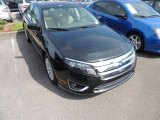 2010 Atlantis Green Metallic Ford Fusion SEL #84908059