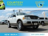 2003 Oxford White Ford Explorer Eddie Bauer #84908264