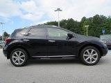 2012 Nissan Murano Sapphire Black