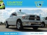2011 Bright White Dodge Ram 1500 SLT Crew Cab #84908254