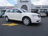 2014 White Dodge Journey SE #84907933