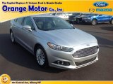 2013 Ingot Silver Metallic Ford Fusion Hybrid SE #84907929